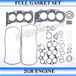 Quality 04111-31442 Rubber Diesel Engine Gasket Kit 2GR / Auto Parts Engine Parts for sale