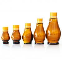 Buy cheap 10ml/20ml/30ml Portable Amber Single Gourd Essential Oil Cosmetic Packaging from wholesalers