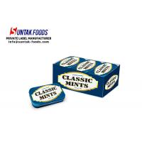 Quality Customize Classic After Dinner Mints Fresh Breath Candy Peppermint Flavor for sale