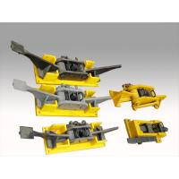 Quality Drill rig parts foot clamp S75 foot clamp for drilling for sale