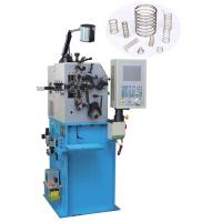 Quality High Precision Wire Forming Machine , Fast Debug Automatic Coil Winding Machine for sale
