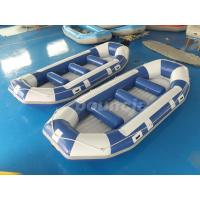 Buy cheap 4.6mL*1.95mW Commercial Grade Inflatable Boat Raft / Inflatable Rafts from wholesalers