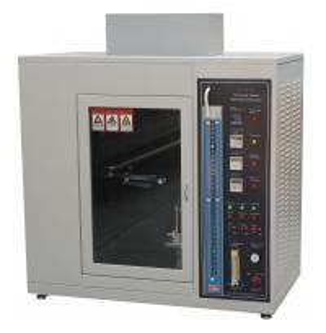 Fire Flame Plastic Burning Test Chamber UL 94 Standard AC 220V 50Hz