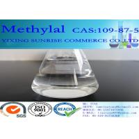 China C3H8O2 Methylal Colorless Transparent Liquid CAS 109-87-5 76.09 Molecular Weight on sale