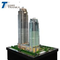 Quality Led Lighting Commercial Scale Model , Architectural Model Maker for sale