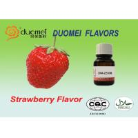 Quality Bright Sweet Strawberry Essence Synthetic Flavours Liquid For Drink for sale