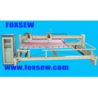 Quality Multi-Head Computerized Quilting Machine FX6-2 for sale