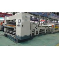 Quality High Speed 2 Layer Paperboard Corrugated Box Machine Production Line 150m/min for sale
