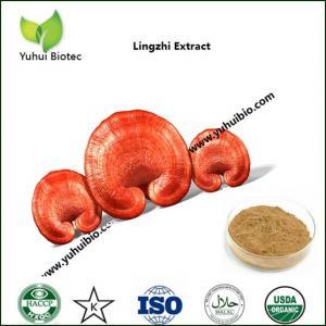 Quality reishi mushroom extract powder,red reishi extract,red reishi mushroom extract for sale