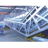 Quality 30 Degree Outdoor Escalator With Aluminum Step in Gray Color for sale