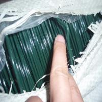 Quality plastic coated wire/colored pvc wire manufacture for sale