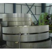 Quality Gear ring   mining machinery precision castings for sale
