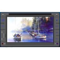 Quality double din car dvd built-in GPS/CD Player support 32GB for car for sale