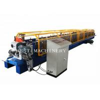 Buy cheap Galvanized Steel Downspout Square Pipe Cold Roll Forming Making Machine from wholesalers