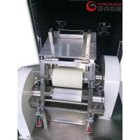 Quality High Efficiency Plastic Film Extrusion Line Pelletizing Standard Φ3X3 Anti - Fly Back Plate for sale