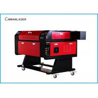 Quality High Speed Wood Marble Mini Laser Cutting Machine With DSP Control for sale
