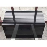 Buy Customized Size Black Granite Floor Tiles Polished Granite Countertop Tiles at wholesale prices
