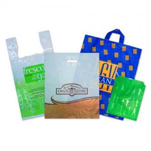 Quality plastic cellophane bags designer plastic bags for sale
