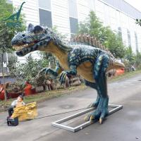 China New product ideas 2019 L 5m animatronic dinosaur spinosaurus for sale on sale
