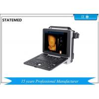 Quality High Resolution Medical LCD Color Doppler Ultrasound Scanner PW CW Cardiac For Pregnancy for sale
