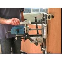 portable door lock hole mortising machine / portable door lock hole drill