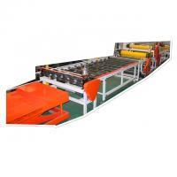 Quality 600*600 Drywall Board PVC Film And Aluminum Foil Lamination Machine for sale