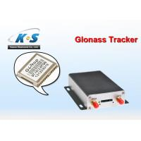 Quality Emergency Alarm Auto GPS Glonass Tracker Support RFID Reader for sale