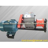 Quality Capstan Electric Winch Cable Pulling Winches supplier for sale
