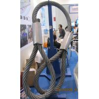 Quality Steel Wire Rope Slings Series for sale