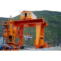 Quality Electric Dam Top Double Girder Gantry Crane For Hydraulic Equipment Transport Lifting Industrial for sale