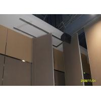 Quality Veneer Hotel Exhibition Partition Walls Room Dividers For Churches for sale