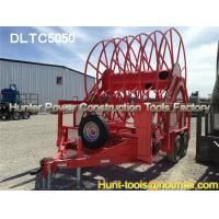 Quality cable trailers Drum Trailers professional manufacture for sale