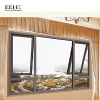 China Retractable Flynet Exterior Aluminum Window Awnings / Modern White Aluminum Awning on sale
