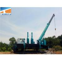 Quality 280T Hydraulic Press In Pile Driver , Pile Foundation Drilling Machine for sale