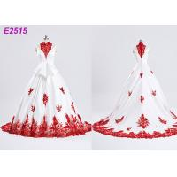 Quality Charming Applique Lace Sleeveless Prom Dresses New Arrival Evening Dresses for sale
