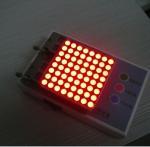 Quality Advertising 8 x 8 Dot Matrix Display / Dot Matrix LED Running Display for sale