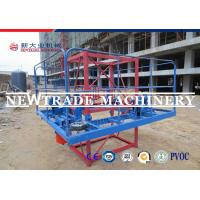 Quality SC100 Twin cage Construction Lifting Equipment With 1000kgs Building Material Hoist for sale