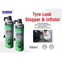 Quality Tyre Leak Stopper & Inflator For Sealing Tyre Punctures And Providing Enough Inflation for sale