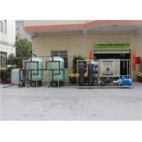 Quality Brackish RO Water Plant Machine For Ground , Spring , Well , River , Borehole for sale