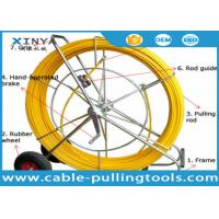 Quality Epoxy Resin Reinforcing Fiberglass Duct Rod for sale
