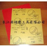 China White Aluminum Oxide Sandpaper on sale
