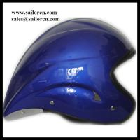 Quality Half face Paragliding helmet /Speed fly helmet/Glide helmet GD-D Blue colour EN966 for sale