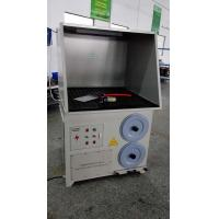 Buy cheap Cartridge filtration downdraft table for grinding, sanding, milling dust/industrial dust from Wholesalers
