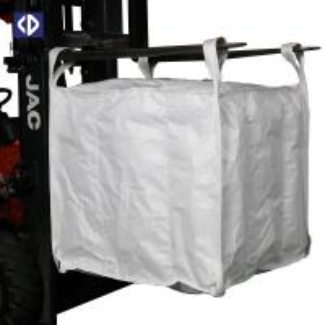 Buy Baffle FIBC Bulk Bags 1000KG Virgin Polypropylene Material 4 Side Seam Loops at wholesale prices