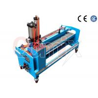 CMX-DC-1000 Conveyor Belt Splicing Tools Finger Punching Machine Before Jointing