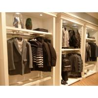 Quality Environmental Men'S Garment Rack / Garment Showroom Display For Clothes Shop for sale
