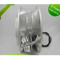Quality Backward CurvedEC Centrifugal Fans Blower For Equipment Cooling CE Approved for sale