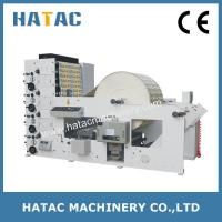 Quality Automatic Label Flexo Printing Machine,Vinyl Sticker Printing Machinery for sale