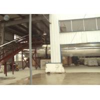 Quality High Efficiency Quartz Sand Dryer Machine , Sand Drying Equipment for sale