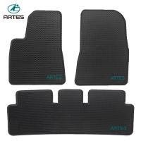 Quality Full Set Tailored Custom Car Floor Mats , 3mm Thick Custom Made Car Mats for sale